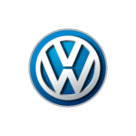 Logo Volkswagen motors Renting de autos en Costa Rica