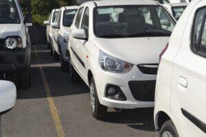 Alquiler de vehículos para proyectos