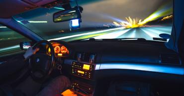 consejos Conduciendo de noche